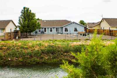 Fallon Single Family Home New: 332 Colorado