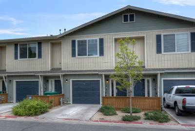 Reno NV Condo/Townhouse New: $299,000