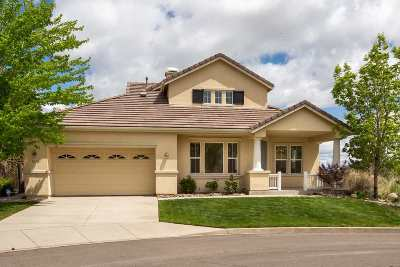 Reno NV Single Family Home New: $495,000