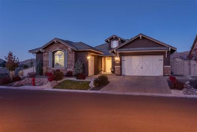 Reno Single Family Home New: 2055 Blue Boy Lane