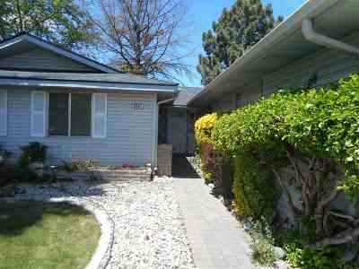 Sparks Single Family Home For Sale: 3341 4th St.