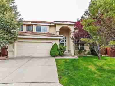 Washoe County Single Family Home New: 3312 Deer Ridge Ct