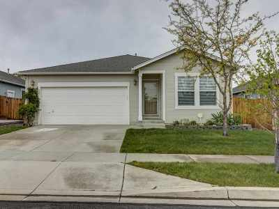 Reno Single Family Home New: 8931 Kemmer St