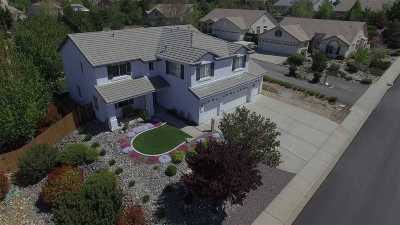 Washoe County Single Family Home New: 7159 Windstar Drive