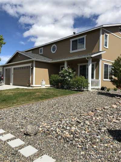 Reno Single Family Home New: 18336 Whitebark Court