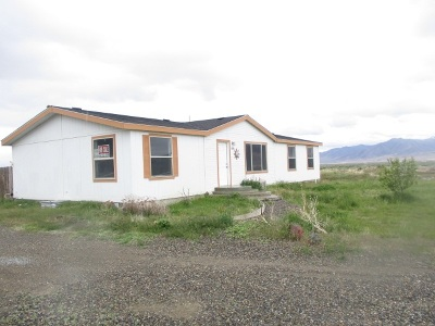 Winnemucca Manufactured Home New: 6080 Amos Drive