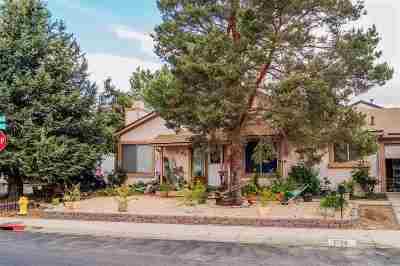 Washoe County Single Family Home New: 1704 Berkshire