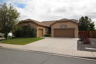 Washoe County Single Family Home New: 5556 Junction Peak