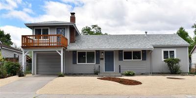 Reno Single Family Home New: 725 Ruby Avenue