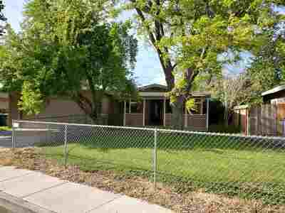 Gardnerville, Minden Single Family Home New: 1344 Toiyabe Avenue