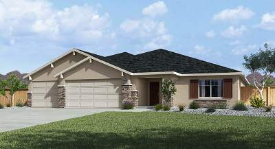 Carson City Single Family Home New: 1330 Tule Peak Cr