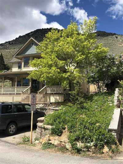 Virginia City Single Family Home For Sale: 334 S D Street