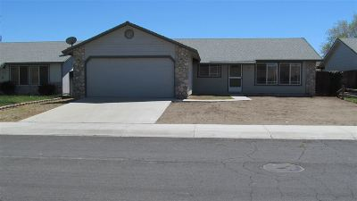 Fernley Single Family Home New: 811 Columbine Ct.