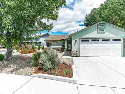 Washoe County Single Family Home New: 760 Barry M Circle