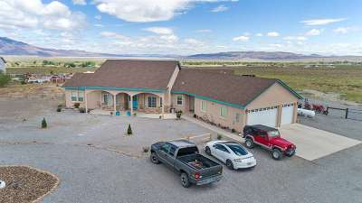 Fernley Single Family Home New: 3470 Drayer Ln