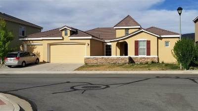 Washoe County Single Family Home Active/Pending-Call: 10570 Dillingham Dr