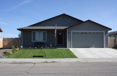 Single Family Home Active/Pending-House: 203 18th Street