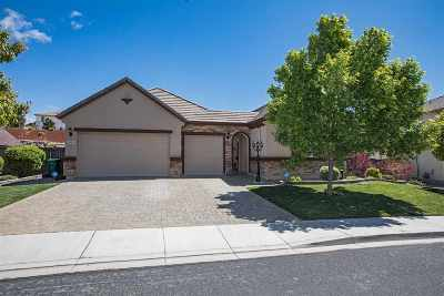 Reno Single Family Home New: 8180 Opal Station Drive
