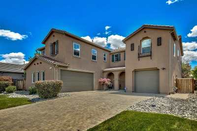 Washoe County Single Family Home New: 320 Teramo Drive