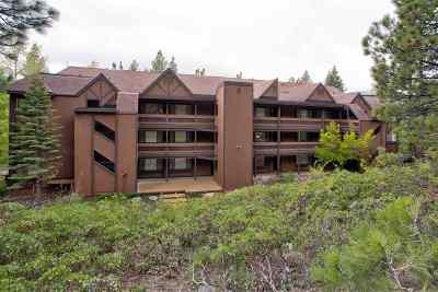Incline Village Condo/Townhouse For Sale: 335 Ski Way #306
