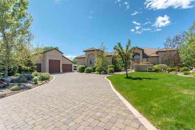 Reno Single Family Home New: 820 La Guardia Lane
