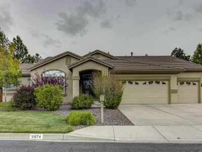 Washoe County Single Family Home New: 5974 Blue Hills Ct.