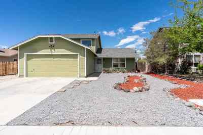Fernley Single Family Home New: 206 Poppy Hills Drive