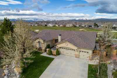Sparks Single Family Home Back On Market: 2881 Thistle Belle Ct.