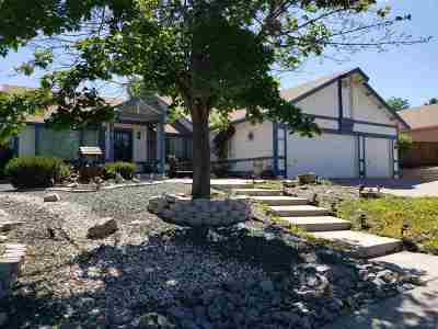 Washoe County Single Family Home New: 1579 Shadow Park