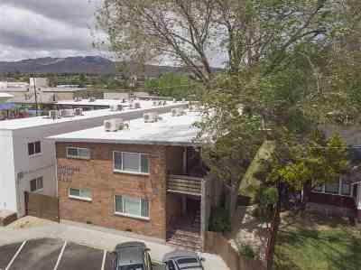 Washoe County Multi Family Home New: 1135 W 2nd