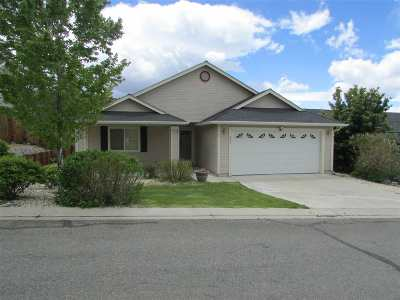 Gardnerville NV Single Family Home New: $289,000