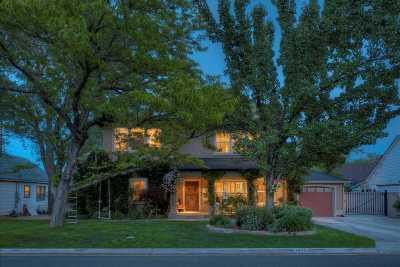 Reno Single Family Home New: 1410 Nixon Ave