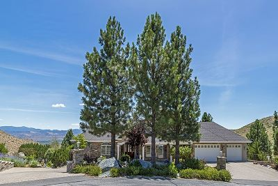 Carson City Single Family Home New: 4053 Weise Rd