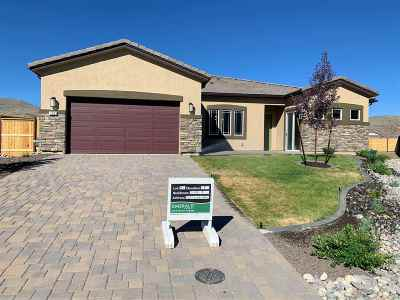 Verdi Single Family Home Active/Pending-Call: 108 Cruden Bay Court