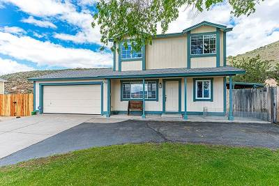 Reno Single Family Home New: 3260 White Lake Pwky