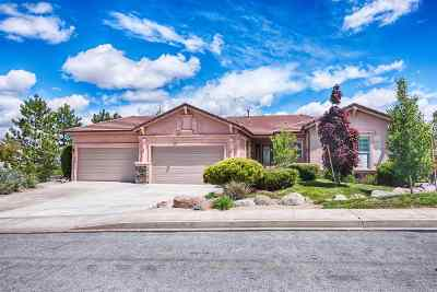 Reno Single Family Home Active/Pending-Call: 2168 S Tesuque Road