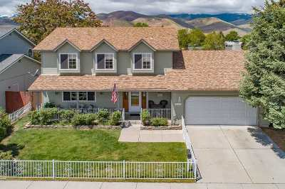 Carson City Single Family Home Active/Pending-Call: 3110 Oreana Drive