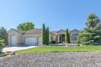 Reno Single Family Home New: 12670 Silver Wolf Road