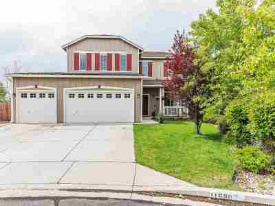 Reno Single Family Home Active/Pending-Loan: 11680 Brush Creek Court