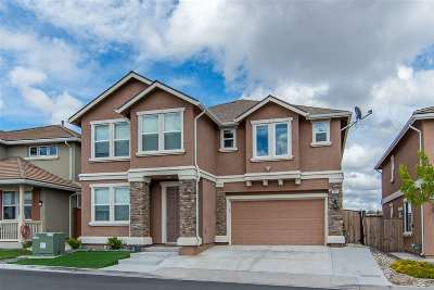 Reno Single Family Home New: 3870 Sarava Ct