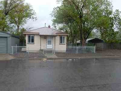 Battle Mountain Single Family Home For Sale: 251 E 5th St