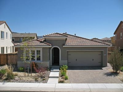 Reno Single Family Home Active/Pending-Loan: 1930 Dutch Draft Drive