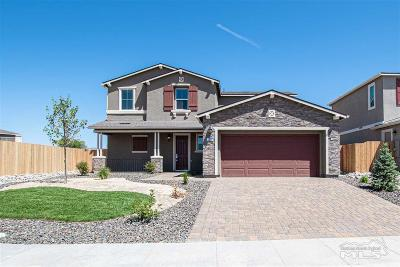 Sparks Single Family Home New: 2242 Selway Dr #Lot #100