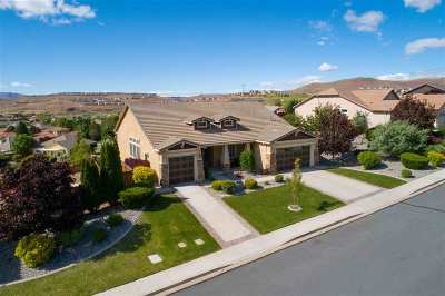 Sparks NV Single Family Home New: $765,000