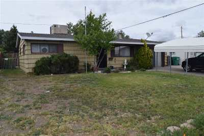 Sparks NV Single Family Home New: $239,900