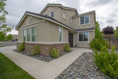 Sparks NV Single Family Home New: $467,000