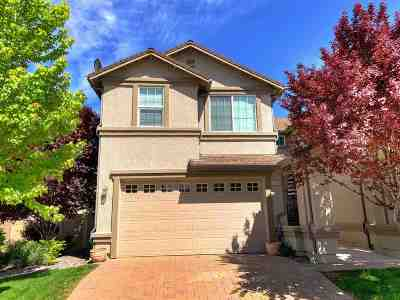 Reno Single Family Home New: 11052 Lamour Lane