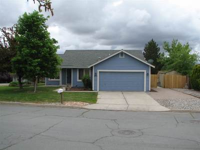 Sparks NV Single Family Home New: $298,500