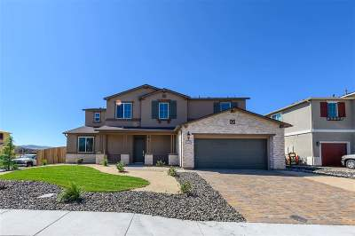 Sparks NV Single Family Home New: $539,995