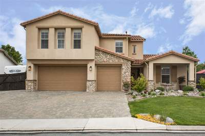 Reno Single Family Home New: 625 Royal Windsor Court